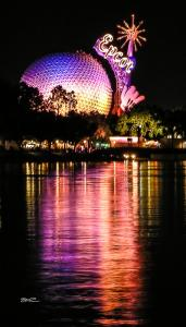 Epcot Reflection