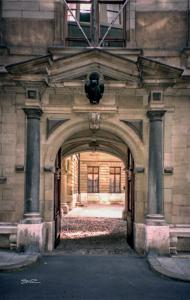Geneva Entrance
