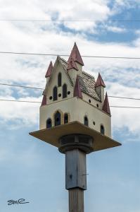 Ocean Grove Birdhouse