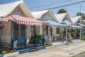 Ocean Grove Tent City