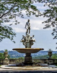 Rockerfeller's Art at Kykuit