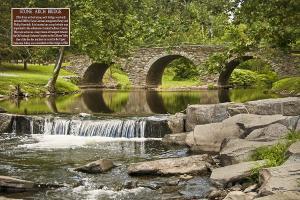 Stone Arch Bridge - Catskills