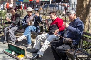 Chinatown Street Band