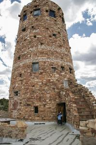 Grand Canyon Watch Tower
